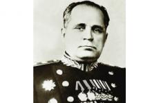 17 ИЮЛЯ 1901 ГОДА – РОДИЛСЯ ТРЕТИЙ КОМАНДУЮЩИЙ ВОЗДУШНО-ДЕСАНТНЫМИ ВОЙСКАМИ, ГВАРДИИ ГЕНЕРАЛ-ЛЕЙТЕНАНТ ЗАТЕВАХИН И.И.